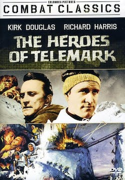 The Heroes of Telemark [DVD]