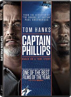Captain Phillips [DVD]