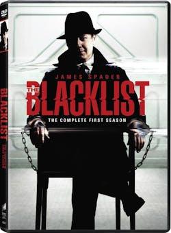 The Blacklist: The Complete First Season (Box Set) [DVD]