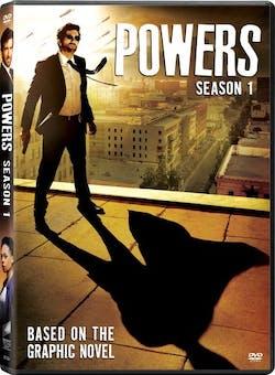 Powers: Season 1 (Box Set) [DVD]