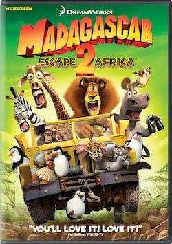 Madagascar: Escape 2 Africa (Widescreen) [DVD]