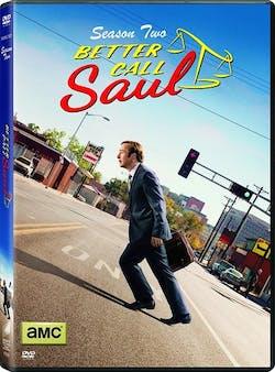 Better Call Saul: Season Two (Box Set) [DVD]