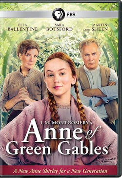 L.M. Montgomery's Anne of Green Gables (2016) [DVD]
