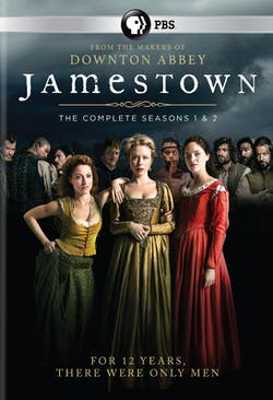 Jamestown: The Complete Seasons 1 & 2 [DVD]