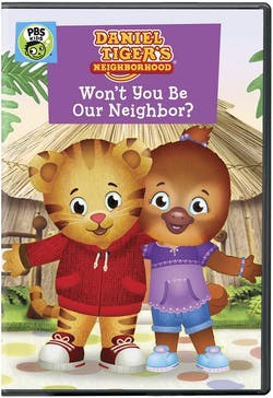 Daniel Tiger's Neighborhood: Won't You be Our Neighbor [DVD]