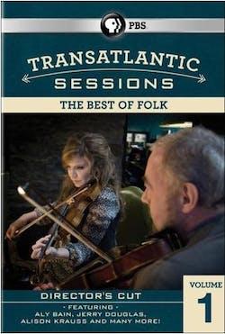 Transatlantic Sessions: The Best of Folk Volume 1 (Director's Cut) [DVD]