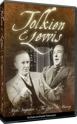Tolkien & Lewis: Myth, Imagination & the Quest for Meaning [DVD]