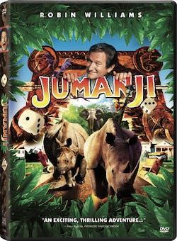 Jumanji (Special Edition) [DVD]