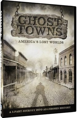 Ghost Towns [DVD]