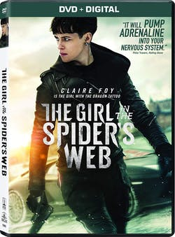 The Girl in the Spider's Web (DVD + Digital) [DVD]