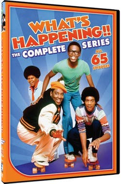 What's Happening: Complete Series [DVD]