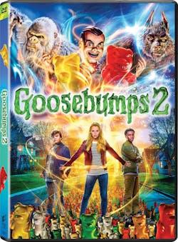 Goosebumps 2 (DVD + Digital) [DVD]
