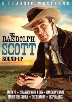 Randolph Scott Round-Up - Volume Two - 6 Films [DVD]