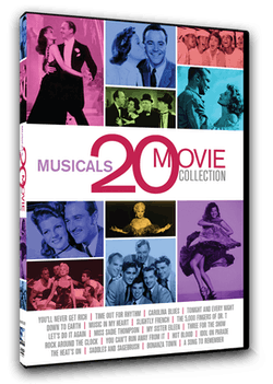 Musical 20 Movie Collection [DVD]