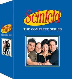 Seinfeld: The Complete Series (Box Set) [DVD]