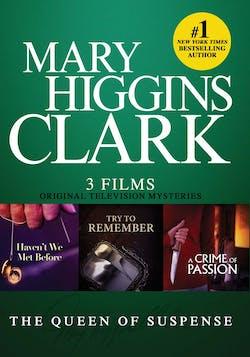 Mary Higgins Clark - Original TV Mysteries - 3 Film Collection [DVD]