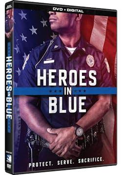 Heroes in Blue (DVD + Digital) [DVD]