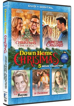 Down Home Christmas Collection - 5 Films (DVD + Digital) [DVD]