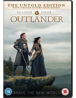 Outlander - Season 4 (The Untold Edition) [DVD]
