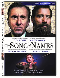 The Song Of Names, [DVD]