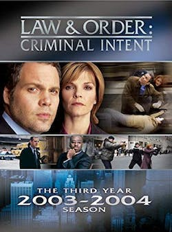 Law & Order - Criminal Intent: The Third Year [DVD]