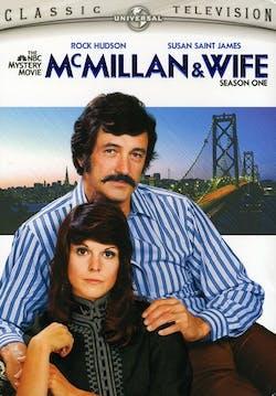 McMillan and Wife: Season 1 [DVD]