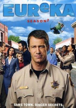 A Town Called Eureka: Season 2 [DVD]