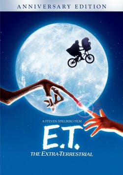 E.T. The Extra Terrestrial (Anniversary Edition) [DVD]