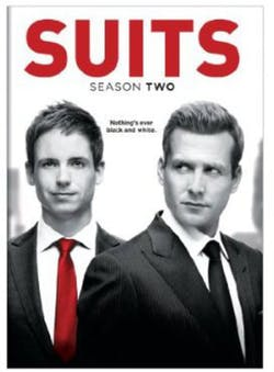 Suits: Season Two (2013) (Ultraviolet) [DVD]