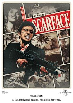 Scarface (1983) (Limited Edition Steelbook + Digital) [Blu-ray]