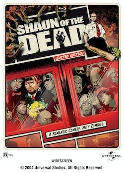 Shaun of the Dead (Limited Edition Steelbook + Digital) [Blu-ray]