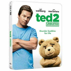 Ted 2 (Unrated Edition Steelbook) [Blu-ray]