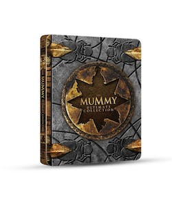 The Mummy Ultimate Collection (Steelbook + Digital) [Blu-ray]