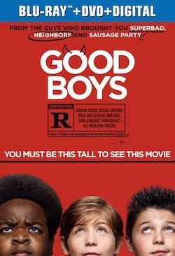 Good Boys (DVD + Digital) [Blu-ray]