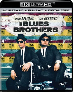 The Blues Brothers (4K Ultra HD) [UHD]
