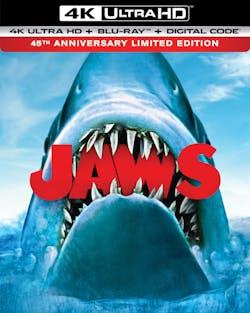 Jaws (45th Anniversary 4K Ultra HD + Digital) [UHD]
