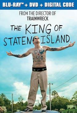 The King of Staten Island (DVD + Digital) [Blu-ray]