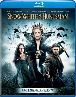 Snow White and the Huntsman (Extended Edition) [Blu-ray]