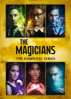 The Magicians: The Complete Series (Box Set) [DVD]
