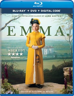 Emma (2020) (DVD + Digital) [Blu-ray]