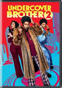 Undercover Brother 2 [DVD]