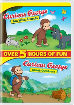 Curious George: Fun with Animals / Great Outdoors [DVD]