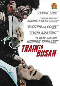 Train to Busan [DVD]