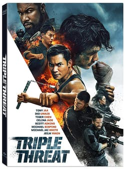 Triple Threat (2019) [DVD]