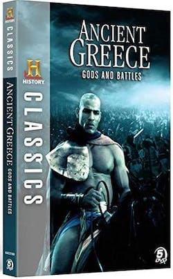 History Classics - Ancient Greece: Gods and Battles (Box Set) [DVD]