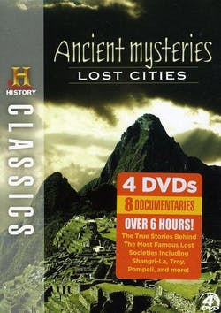 History Classics: Ancient Mysteries: Lost Cities [DVD] [DVD]