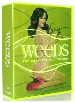 Weeds: The Complete Collection - Seasons 1-8 (Box Set) [Blu-ray]