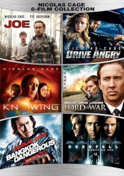 Nicolas Cage 6 Film Collection [DVD]