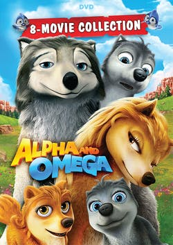 Alpha and Omega - 8 Film Collection [DVD]