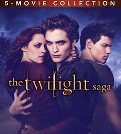Twilight Saga 5 Movie Collection [DVD]